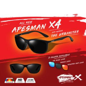 Apesman X4 Sunglasses