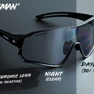 Apesman X98 deluxe set with photochromic lens